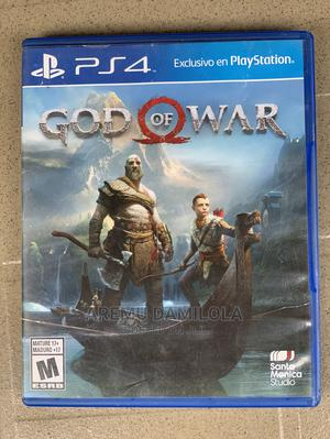 Ps4 Game: God of War | Video Games for sale in Oyo State, Ibadan