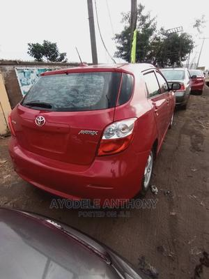 Toyota Matrix 2009 Red   Cars for sale in Oyo State, Ibadan