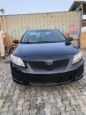Toyota Corolla 2009 1.8 Advanced Black | Cars for sale in Abuja (FCT) State, Gwarinpa