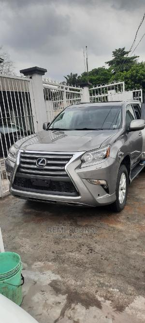 Lexus GX 2014 460 Luxury Gray | Cars for sale in Lagos State, Ikeja