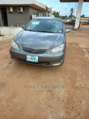 Toyota Camry 2006 2.4 GLi Automatic Gray   Cars for sale in Lagos State, Ikorodu