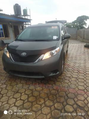 Toyota Sienna 2013 L FWD 7 Passenger Green | Cars for sale in Lagos State, Ikeja