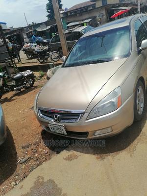 Honda Accord 2005 2.4 Type S Gold | Cars for sale in Plateau State, Jos