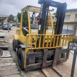Foreign Used 7 Tons Hyster Forklift   Heavy Equipment for sale in Lagos State, Ojota