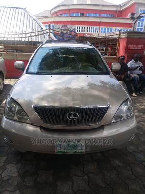 Lexus RX 2005 Gold | Cars for sale in Abia State, Aba North