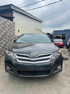 Toyota Venza 2010 V6 Gray | Cars for sale in Lagos State, Surulere