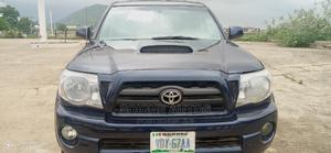 Toyota Tacoma 2008 4x4 Double Cab Blue   Cars for sale in Abuja (FCT) State, Kubwa