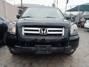 Honda Pilot 2007 Black   Cars for sale in Lagos State, Ikeja