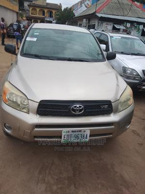 Toyota RAV4 2008 Limited V6 4x4 Gold | Cars for sale in Lagos State, Abule Egba