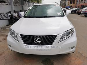 Lexus RX 2011 350 White | Cars for sale in Lagos State, Shomolu