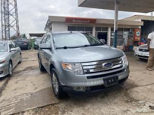 Ford Edge 2008 SE 4dr AWD (3.5L 6cyl 6A) Gray | Cars for sale in Oyo State, Ibadan