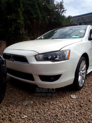 Mitsubishi Lancer Evo 2013 White   Cars for sale in Kaduna State, Kaduna / Kaduna State