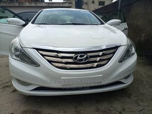 Hyundai Sonata 2011 White   Cars for sale in Lagos State, Amuwo-Odofin