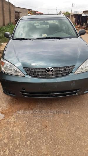 Toyota Camry 2003 Green | Cars for sale in Osun State, Ilesa