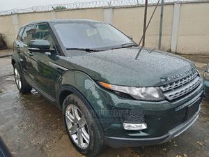 Land Rover Range Rover Evoque 2012 Dynamic Green | Cars for sale in Abuja (FCT) State, Utako