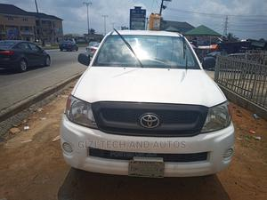 Toyota Hilux 2011 White | Cars for sale in Rivers State, Port-Harcourt
