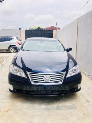 Lexus ES 2010 350 Blue | Cars for sale in Lagos State, Ajah