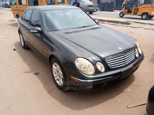 Mercedes-Benz E320 2005 Black | Cars for sale in Lagos State, Isolo