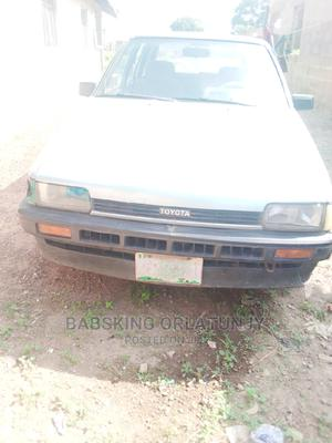 Toyota Corolla 1982 Automatic Blue   Cars for sale in Oyo State, Atisbo