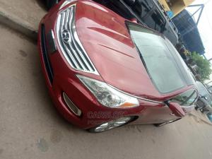 Hyundai Azera 2012 Base Red | Cars for sale in Abuja (FCT) State, Central Business Dis