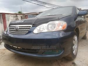 Toyota Corolla 2004 LE Blue | Cars for sale in Lagos State, Kosofe