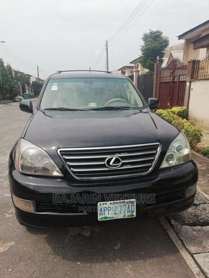Lexus GX 2004 470 Black | Cars for sale in Lagos State, Lekki
