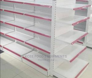 Single Side Supermarket Shelve | Restaurant & Catering Equipment for sale in Lagos State, Ojo