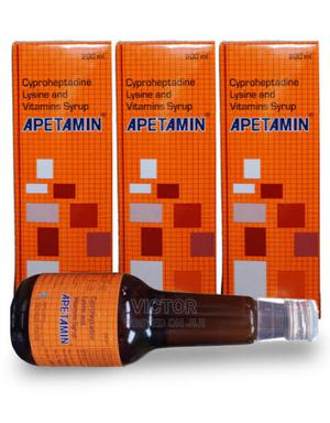 Apetamin Syrup For Weight Gain   Vitamins & Supplements for sale in Imo State, Owerri
