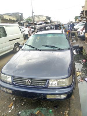 Volkswagen Passat 1996 1.8 Blue | Cars for sale in Lagos State, Apapa