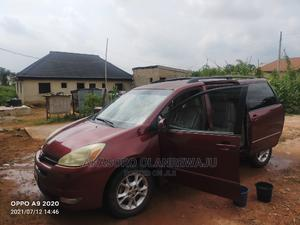 Toyota Sienna 2005 XLE Red   Cars for sale in Lagos State, Ikorodu