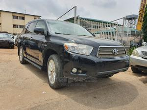 Toyota Highlander 2008 Hybrid Limited Black | Cars for sale in Lagos State, Ikeja
