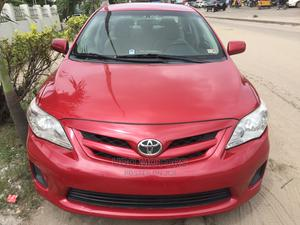 Toyota Corolla 2012 Red | Cars for sale in Lagos State, Amuwo-Odofin