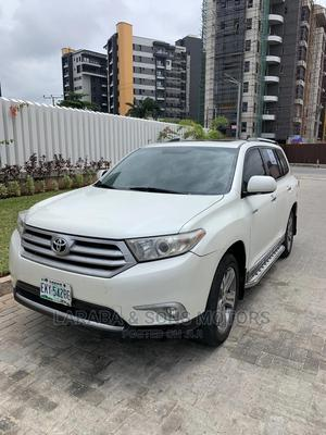 Toyota Highlander 2012 Limited White   Cars for sale in Lagos State, Ikoyi