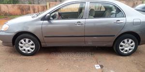 Toyota Corolla 2004 LE Gray | Cars for sale in Delta State, Oshimili South
