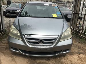 Honda Odyssey 2005 Gray | Cars for sale in Lagos State, Magodo