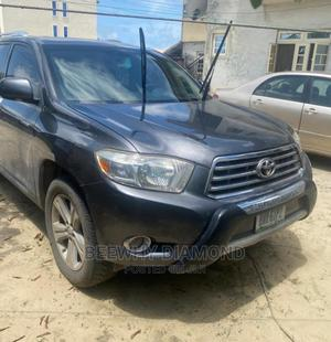 Toyota Highlander 2011 Limited Gray   Cars for sale in Ondo State, Akure