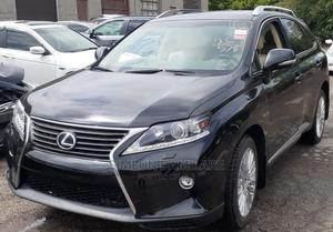 Lexus RX 2015 Black | Cars for sale in Lagos State, Isolo