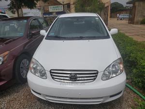 Toyota Corolla 2004 Sedan Automatic White | Cars for sale in Kwara State, Ilorin West