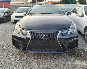 Lexus GS 2008 Black   Cars for sale in Lagos State, Yaba