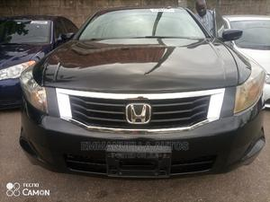 Honda Accord 2008 2.4 EX Automatic Black   Cars for sale in Lagos State, Ikeja