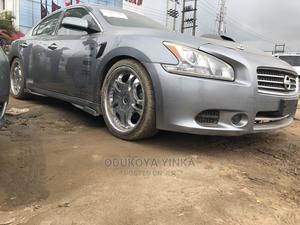 Nissan Maxima 2009 SV Gray   Cars for sale in Lagos State, Oshodi