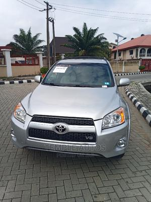 Toyota RAV4 2010 3.5 Limited 4x4 Silver | Cars for sale in Lagos State, Amuwo-Odofin