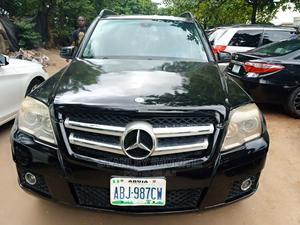 Mercedes-Benz GLK-Class 2010 350 4MATIC Black   Cars for sale in Lagos State, Magodo