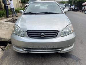 Toyota Corolla 2003 Sedan Silver | Cars for sale in Lagos State, Ikeja