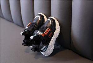 Black Sneakers Canvas | Children's Shoes for sale in Lagos State, Surulere