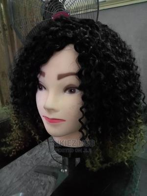 Beautiful Curly Wig   Hair Beauty for sale in Rivers State, Port-Harcourt