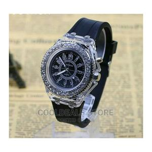 Geneva Luminous Led Watch | Watches for sale in Lagos State, Ojota