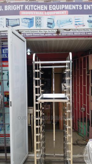 Bread Trey Trolley.   Restaurant & Catering Equipment for sale in Lagos State, Surulere