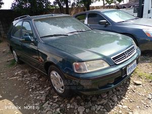 Honda Civic 1997 EX 4dr Sedan Green | Cars for sale in Kaduna State, Kaduna / Kaduna State