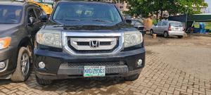 Honda Pilot 2009 Black | Cars for sale in Lagos State, Surulere